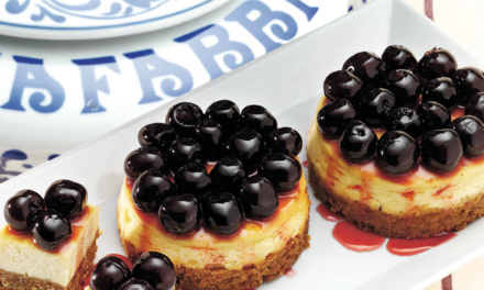 Νέα γεύση Fabbri: New York Cheesecake