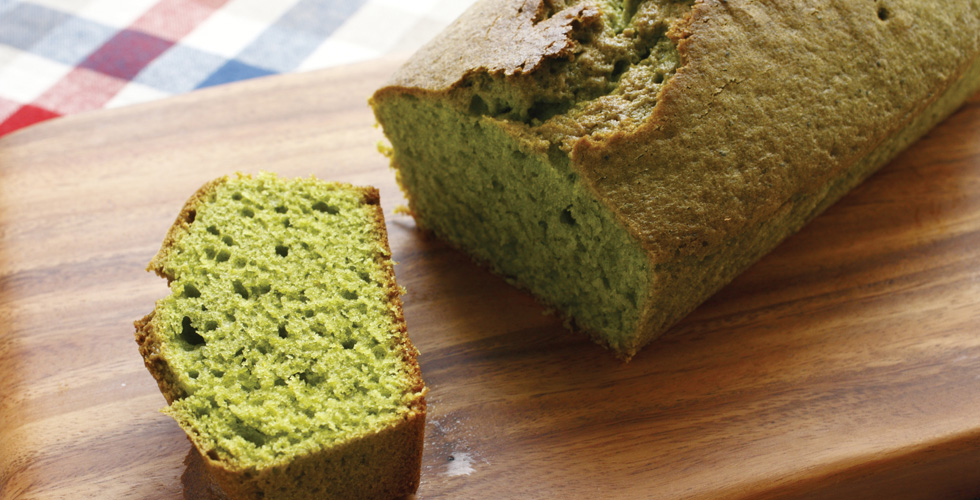 Green Matcha Tea Cake από τη Sefco Zeelandia